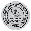 Médaille d'argent au concours de Mâcon