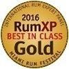 Miami Rum Renaissance – Médaille d'Or