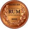 Madrid International Rum Conference Médaille de Bronze