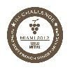 Cuvée Brut Tradition des Champagnes Lecomte Pére et Fils Médaille d'Or 2012 Miami To the Best French Wines for the USA