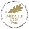 Medaille d'or au concours agricole