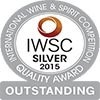 International Wine AND Spirit Competition Médaille d'Argent