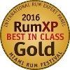 Miami Rum Renaissance Festival – Médaille d'Or