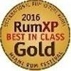 Miami Rum Renaissance Festival – Médaille d'Or « Best In Class »